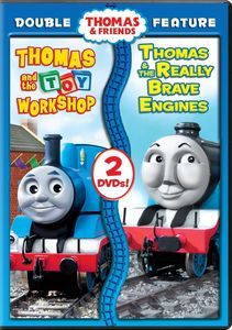 Thomas & Friends: Thomas and the Toy Workshop /  Thomas & the Really Brave Engines & Other Adventures
