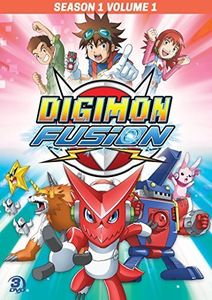 Digimon Fusion: Season 1 Volume 1