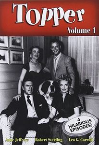 Topper: Volume 1 , Leo G. Carroll