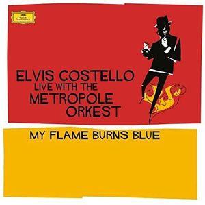 My Flame Burns Blue , Elvis Costello