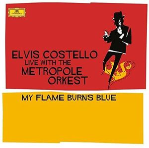My Flame Burns Blue , Elvis Costello