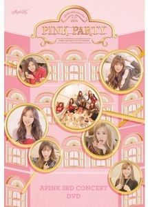 Apink 3rd Concert Pink Party [Import]