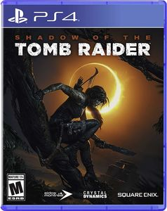 Shadow of the Tomb Raider for PlayStation 4