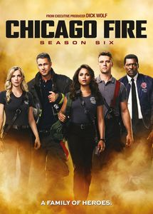 Chicago Fire: Season Six , Jesse Spencer