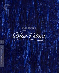 Blue Velvet (Criterion Collection) , Kyle MacLachlan