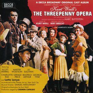 Threepenny Opera (1954) /  O.C.R.