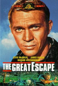 The Great Escape , Steve McQueen