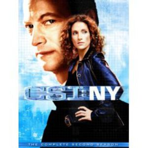 CSI NY: The Second Season