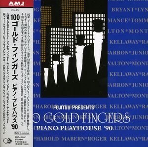 100 Gold Fingers: Piano Playhouse 1990 [Import]