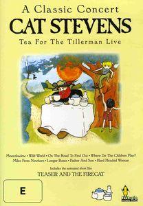 In Concert: Tea for the Tillerman [Import]