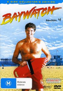 Baywatch: Season 4 [Import]