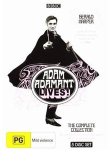 Adam Adamant Lives-Complete Collection [Import]