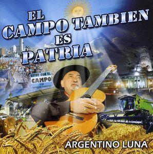 Campo Tambien Es Patria [Import]