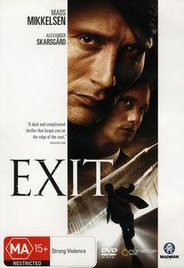 Exit (Pal/ Region 4) [Import]