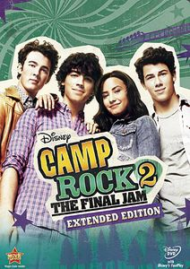 Camp Rock 2: The Final Jam (Extended Edition)