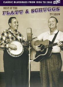 The Best of the Flatt & Scruggs TV Show: Volume 08