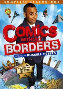 Comics Without Borders: Complete Season One
