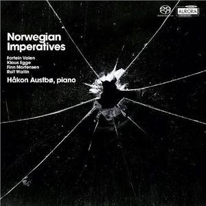 Norwegian Imperatives