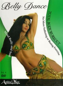 Belly Dance for a Feminine Total Body Workout