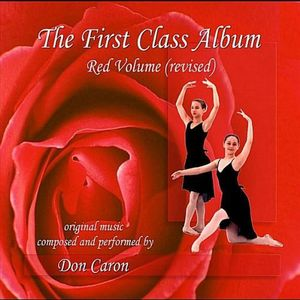 First Class Album Red Volume (Revised) Music for B