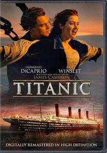 Titanic , Leonardo DiCaprio