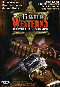 15 Wild Westerns: Marshals