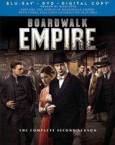 Boardwalk Empire: Complete Second Season