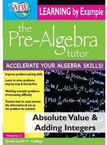 Absolute Value & Adding Integers