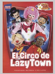 El Circo de Lazy Town [Import]