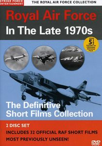 Royal Air Force in the Late 1970s: Definitive Shor [Import]