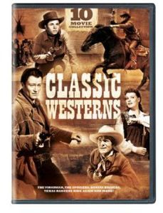Classic Westerns: 10-Movie Collection , Randolph Scott