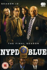 Nypd Blue Complete Season 12 [Import]