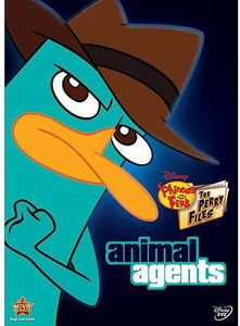 Phineas and Ferb: The Perry Files: Animal Agents