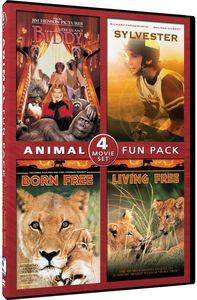 Animal Fun Pack: 4-Movie Set