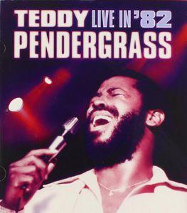 T.Pendergrass: Live82