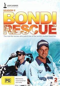 Bondi Rescue-Season 8 [Import]