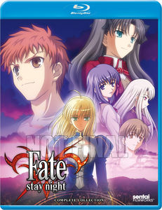 Fate /  Stay Night: Complete Collection