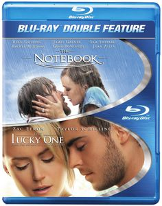 The Notebook /  The Lucky One
