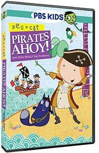 Peg & Cat: Pirates Ahoy & Other Really Big Problem