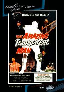 Amazing Transparent Man