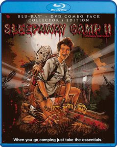 Sleepaway Camp II: Unhappy Campers - Coll Ed