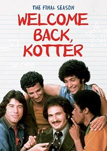Welcome Back Kotter: The Complete Fourth Season (The Final Season)