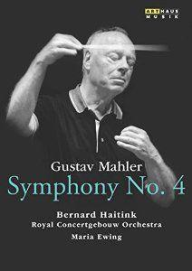 Symphony No. 4 at Concertgebouw Amsterdam 1982