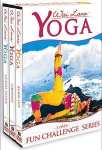 Wai Lana Yoga: Fun Challenge Series Tripack