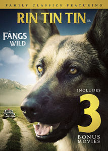 4-Movie Family Classics: Featuring Rin Tin Tin Jr. in Fangs of Wild