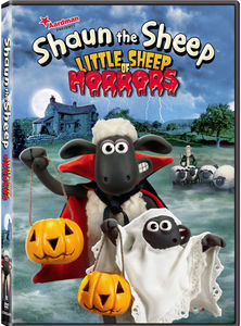 Shaun the Sheep: Little Sheep of Horrors