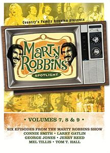 CFR Marty Robbins Spotlight, Vol. 7-9