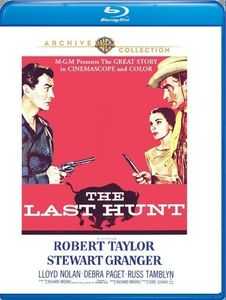 The Last Hunt , Robert Taylor