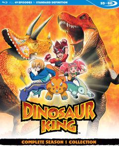 Dinosaur King: Complete Season 1