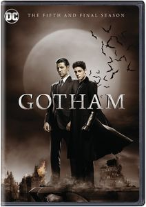 Gotham: The Complete Fifth and Final Season (DC) , Ben McKenzie